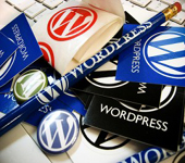 Виджет Рубрики WordPress с картинками